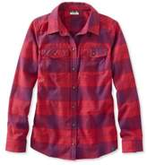 L.L. Bean Whisper Lodge Flannel Shirt