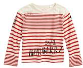Burberry Stripe T-Shirt