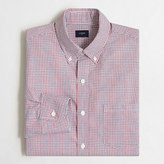 J.Crew Factory Tall patterned washed shirt