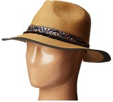 Steve Madden Panma Hat with Friendship Braid Band Traditional Hats