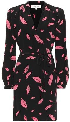 Diane von Furstenberg Glenda silk crApe de chine dress