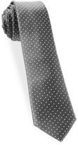 The Tie Bar Mini Dot Silk Tie