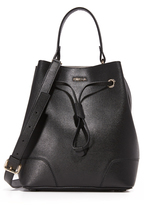 Furla Stacy Small Drawstring Bucket Bag
