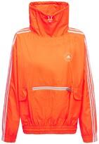 Thumbnail for your product : Stella McCartney Oversize Tech Nylon Sweatshirt