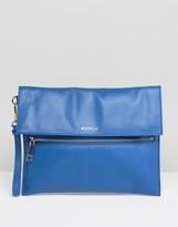 Modalu Leather Clutch Bag
