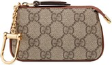 Thumbnail for your product : Gucci GG Supreme key pouch