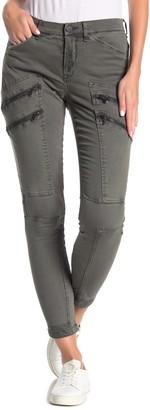 Blanknyc Denim Zip Pocket Utility Pants
