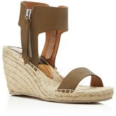 Dolce Vita Gisele Ankle Strap Espadrille Wedge Sandals