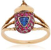 Atum Midi-Finger Ring