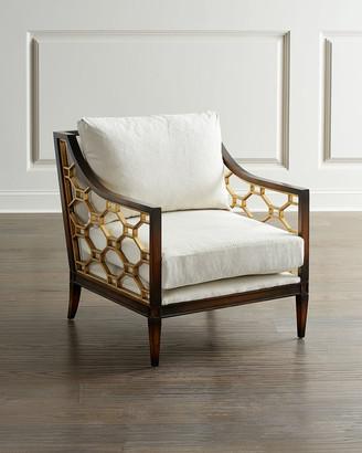John-Richard Collection Belden Place Honeycomb Chair