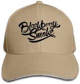 Augatu Blackberry Smoke Southern Rock Flexible Baseball Cap