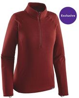 Patagonia Women's Merino Thermal Weight Zip-Neck