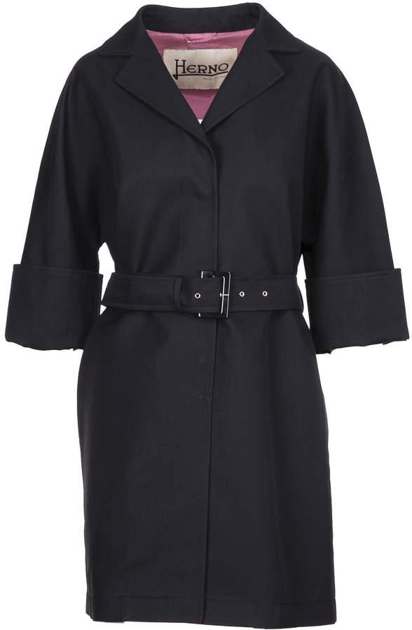 Herno Belted Coat