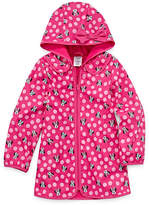 Disney Girls Minnie Mouse Raincoat