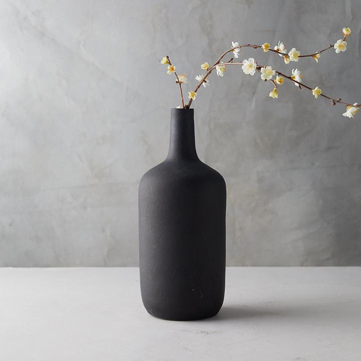 terrain Matte Terracotta Vase, Medium