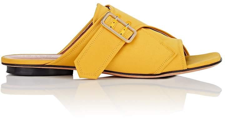 Derek Lam Women's Noa Satin Slide Sandals