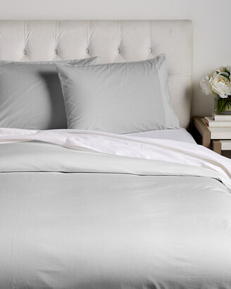 Luxury Hotel Collection Triple Pleat Duvet Set