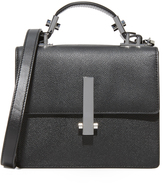 KENDALL + KYLIE Mini Minato Top Handle Bag