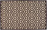 Kaleen 5'x7'6 Nels Outdoor Rug, Brown