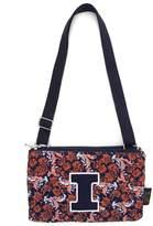 NCAA Illinois Fighting Illini Bloom Crossbody Bag