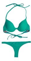 Reef Core Solids Thong Bikini Bottom