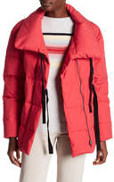 Paul & Joe Sister Fuji Down Puffer Jacket