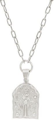 Loft & Daughter Kali Amulet Pendant Silver