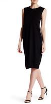 Joan Vass Sleeveless Dress