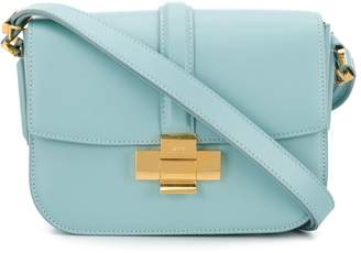 No.21 clasp-fastening cross-body bag