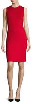 Susana Monaco Kara Solid Sheath Dress