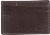 Steve Madden Mealu Leather Card Carrier