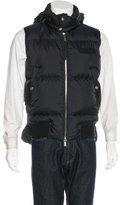 DSQUARED2 Down Puffer Vest