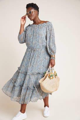 Plus Size Peasant Dress - ShopStyle