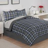 Izod Byron Plaid Comforter Set