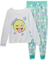 Girls 4-16 SO® Graphic Pajama Set
