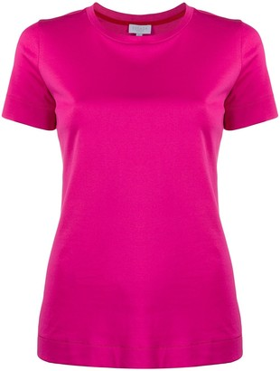 Escada Sport fitted plain T-shirt