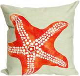 Liora Manné Visions II Starfish Indoor Outdoor Throw Pillow