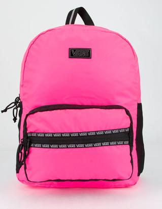 Vans After Dark Pink Backpack