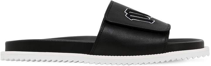 McQ Infinity Rubber Sandals