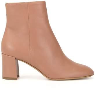 Mansur Gavriel mid-heel ankle boots
