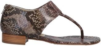 ANTONIO BARBATO Toe strap sandals