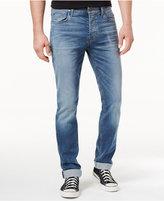 Hudson Men's Sartor Slouchy Skinny-Fit Beach Slope Wash Jeans