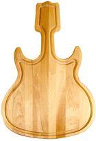 Catskill Craft Guitar-Shaped Cutting Board