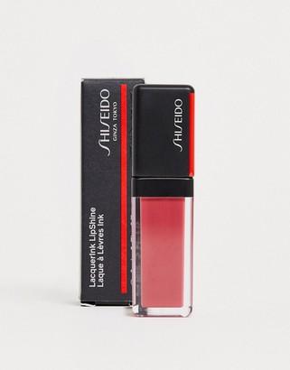 Shiseido LacquerInk LipShine Optic Rose 309