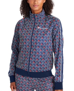 Champion Women's Printed Track Jacket