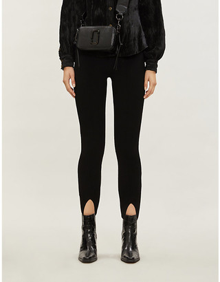New Look Womens Sienna Crepe-Trousers