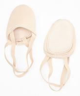 Dance Class Pink Half Ballet Shoe - Toddler & Girls