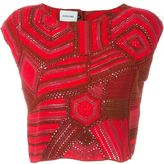 Rachel Comey crochet cropped top