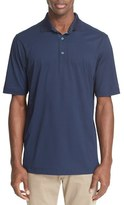 Paul & Shark Men's Graphic Check Polo