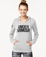 Under Armour Favorite Fleece Split-Neck Hoodie